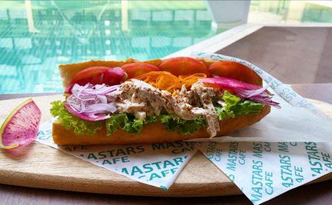 サンドイッチ画像