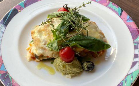 ラタトゥイユの鶏もも肉とチーズレシピ