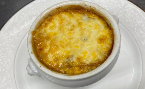 オニオングラタンスープ画像