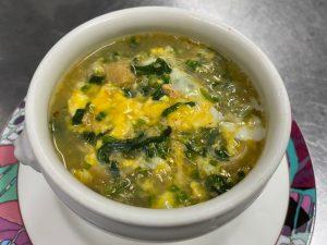 ガパオ春雨スープ